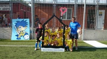 2ª edición del Torneo Benéfico de Fútbol 7 alevín organizado por Palestra Atenea