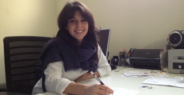 Alexandra Herrero-Responsable de Recursos Humanos de Palestra Atenea