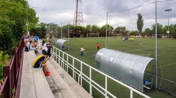 Instalación Deportiva Municipal Almudena