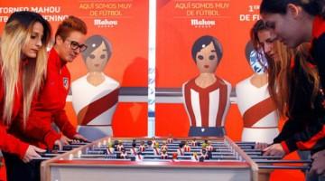Iniciativa a favor del fútbol femenino