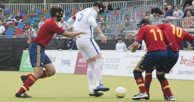 Eurocopa de fútbol para ciegos