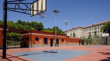 Instalación Deportiva Municipal Eva Duarte