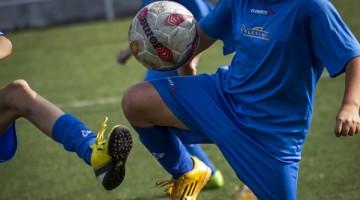 Palestra Atenea participa en el Torneo de Fútbol de Arévalo