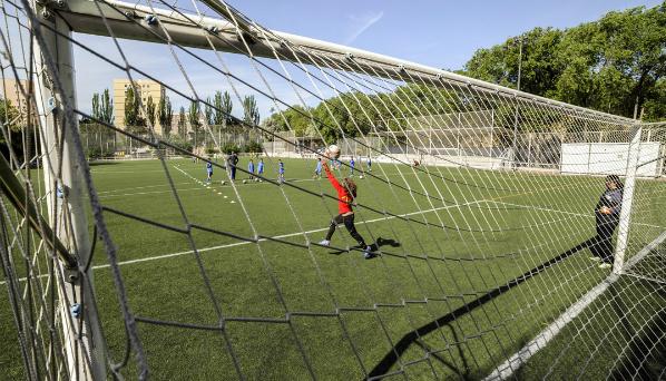 Fútbol Palestra Atenea