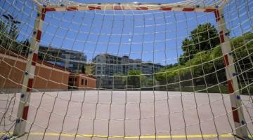 Pre-benjamín y benjamín finalizan una brillante temporada de fútbol sala en Palestra Eva Duarte