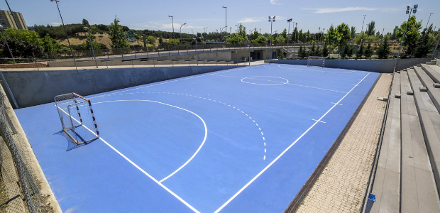 Fútbol sala en Palestra Torrespaña