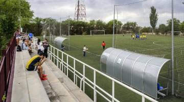 Fin de la cesión gratuita del campo de fútbol a la Escuela Deportiva Almudena