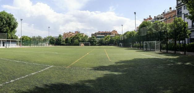 Instalación deportiva municipal Adelfas