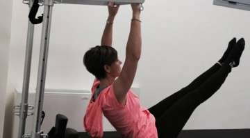Pilates como método de rehabilitación