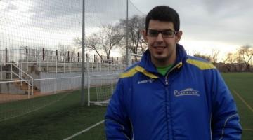 Entrevista a Raúl Ruiz, encargado de atención al cliente en el polideportivo Almudena