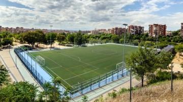 Instalación Deportiva Municipal Agustín Rodríguez Sahagún