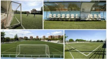Torneo Semana Santa de fútbol organizado por el Club Deportivo Palestra Atenea