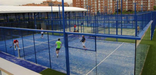 Torneo de pádel solidario en el Club de pádel Madrid Las Tablas