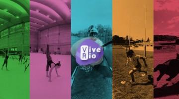"""""""Vive Río: Heroínas"""", realidad virtual para acercar el espíritu olímpico"""