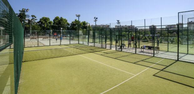 Cursos intensivos de verano 2017 de pádel y tenis