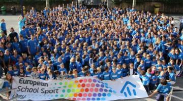 Día europeo del deporte escolar 2017