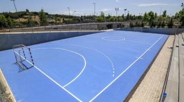 Juega al fútbol sala en los centros de Palestra Atenea