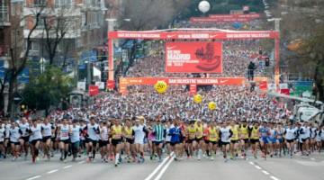 San Silvestre Vallecana, la carrera más popular de Madrid