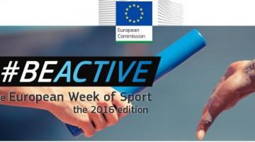 Segunda semana europea del deporte