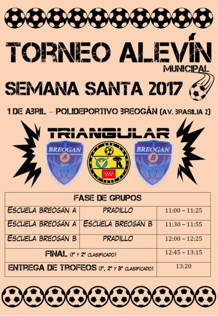 Torneo Semana Santa 2017 alevín en Palestra Breogán
