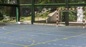 fútbol sala en Palestra Atenea