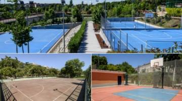 instalaciones deportivas municipales gestionadas por Palestra Atenea