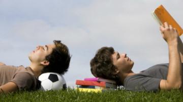 Novelas con el deporte como fondo