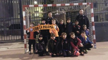 Amistad y solidaridad en el segundo torneo benéfico de fútbol sala Palestra Atenea