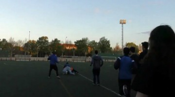 datos sobre violencia en el fútbol no profesional